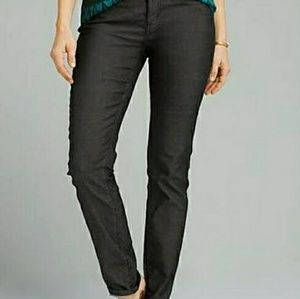 PRANA cotton blend Smokey gray skinny jeans